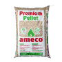 Pellet combustibile Ameco (in sacchetto Kg.15)
